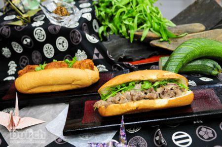 Độc đáo hương vị ẩm thực Nhật Bản