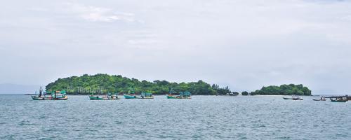 Mênh Mang Quần Đảo Hải Tặc