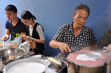 Bánh Cuốn Nóng Hà Nội