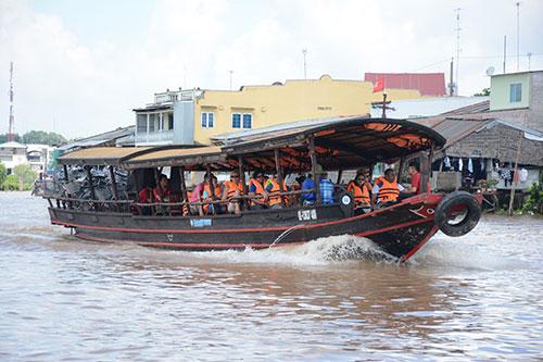 Sông nước Tiền Giang