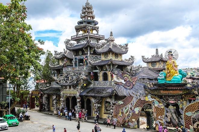 Tour Nha Trang - Đà Lạt ( Tận Hưởng Biển Xanh và Khám Phá Tiểu Paris)