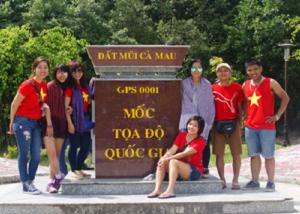 Tour du lịch Cà Mau 2N2Đ